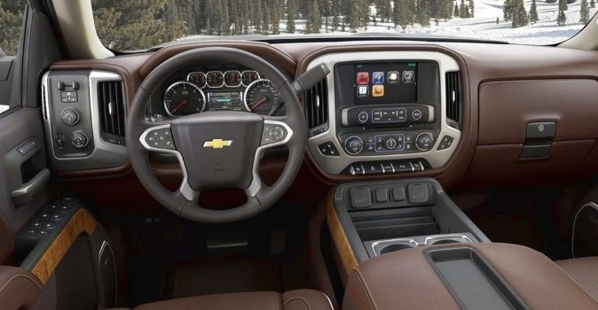 2019 Chevy Reaper Interior