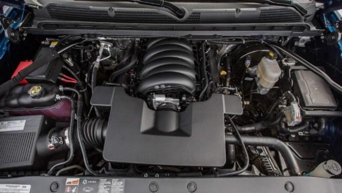 2019 Chevy Silverado 1500 Engine
