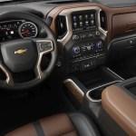 2019 Chevy Silverado 1500 Interior