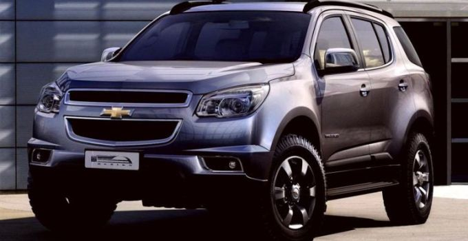 2019 Chevy Trailblazer Exterior