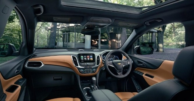 2019 Chevrolet Traverse Interior