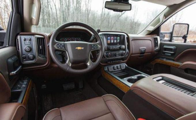 2020 Chevy Silverado 2500HD Interior And Price – Chevrolet ...