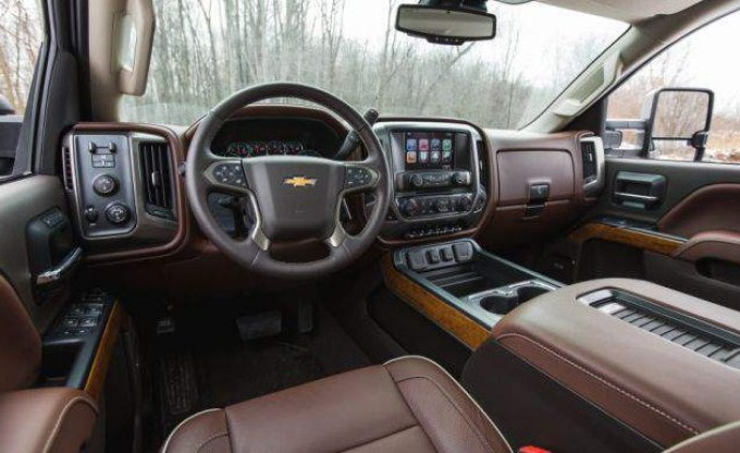 2020 Chevy Silverado 2500HD Interior And Price – Chevrolet ...