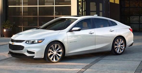 Chevy Malibu – Chevrolet Specs News
