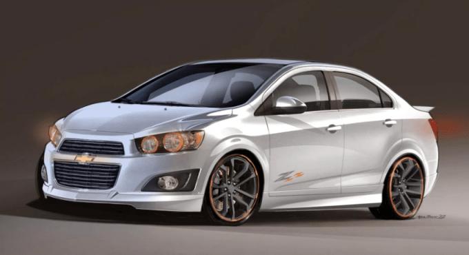 2020 Chevrolet Sonic Exterior