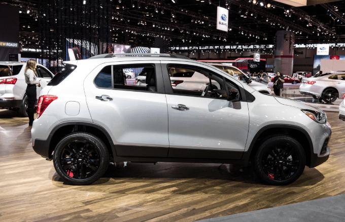 2020 Chevrolet Trax Release Date, Specs, Interior ...
