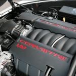 2021 Chevrolet Corvette Grand Sport Engine