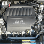 2019 Chevrolet Chevelle SS Engine