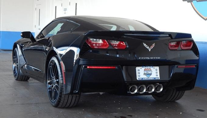 2019 Chevrolet Corvette Stingray Z51 Exterior