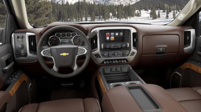 2019 Chevrolet Equinox Interior