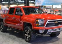 2019 Chevrolet Reaper