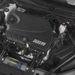 2020 Chevrolet Impala Engine