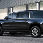 2020 Chevrolet Suburban Exterior