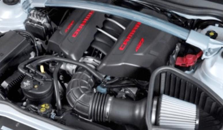 2020 Camaro Z28 Horsepower