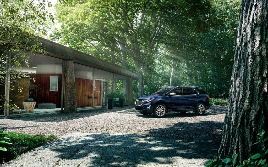 2020 Chevrolet Equinox in West Harrison, IN