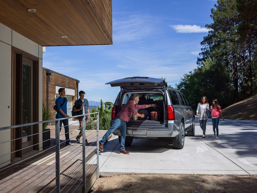 Chevrolet Suburban Makes Family Travel Cool   West Harrison, IN