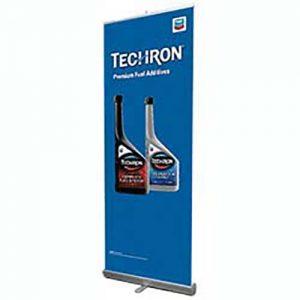 Techron Banner Stand