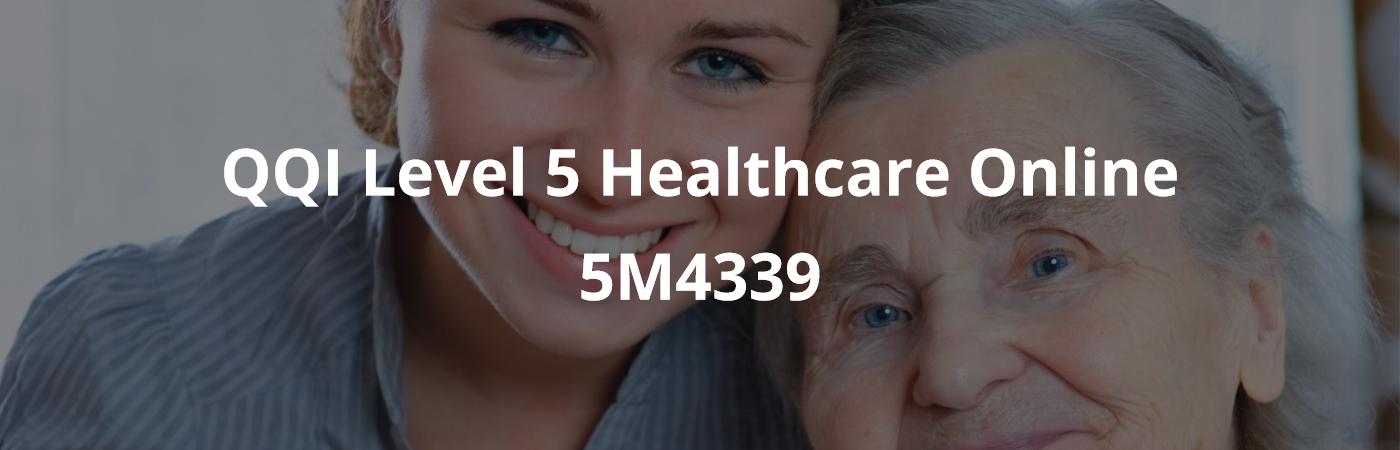 level 5 healthcare course