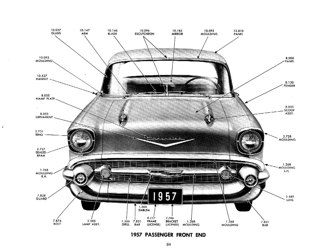 Chevy Part
