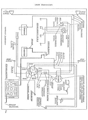 Chevy Wiring diagrams