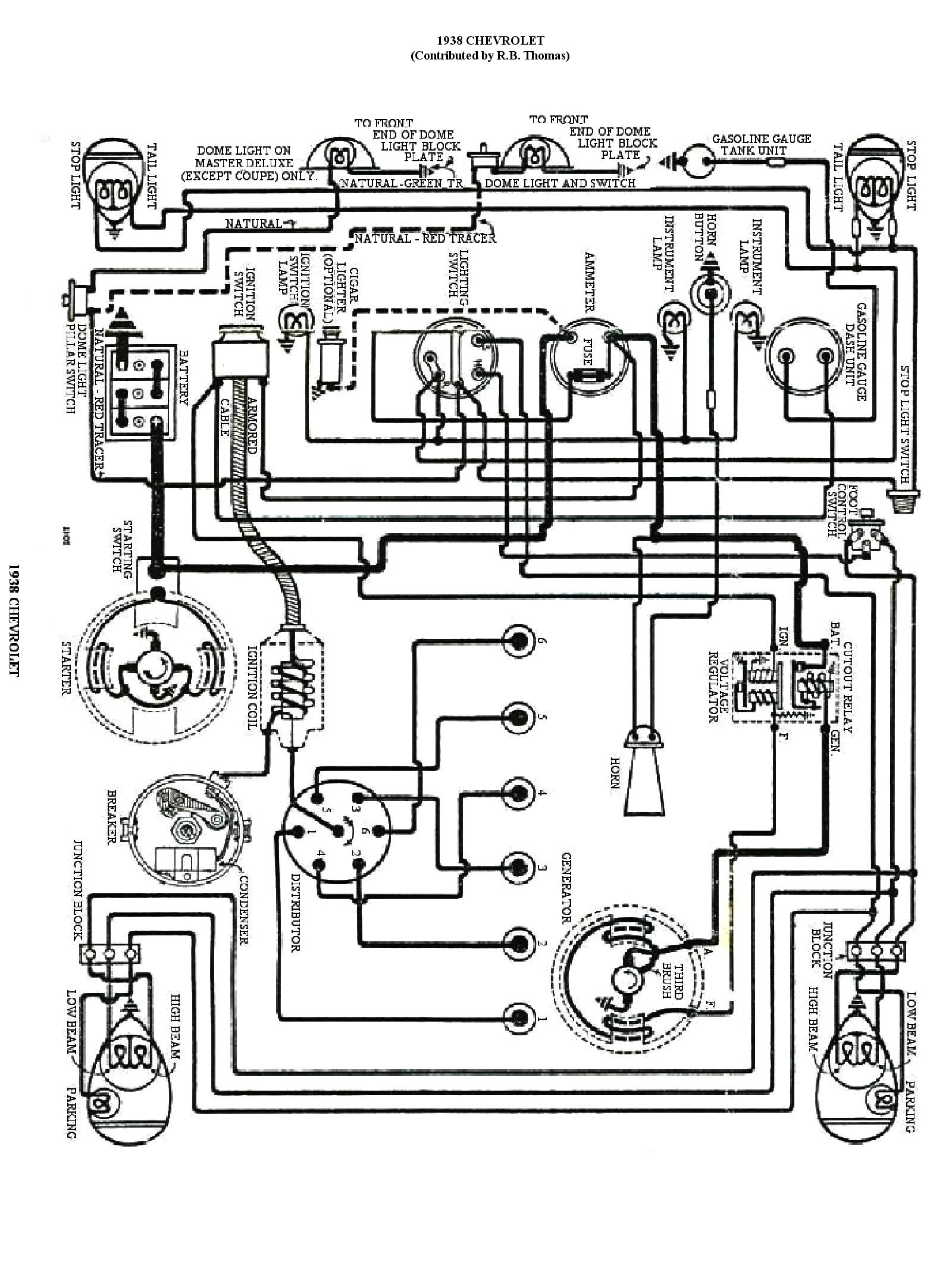 55 Chevy Belair Wiring Diagram Free Picture