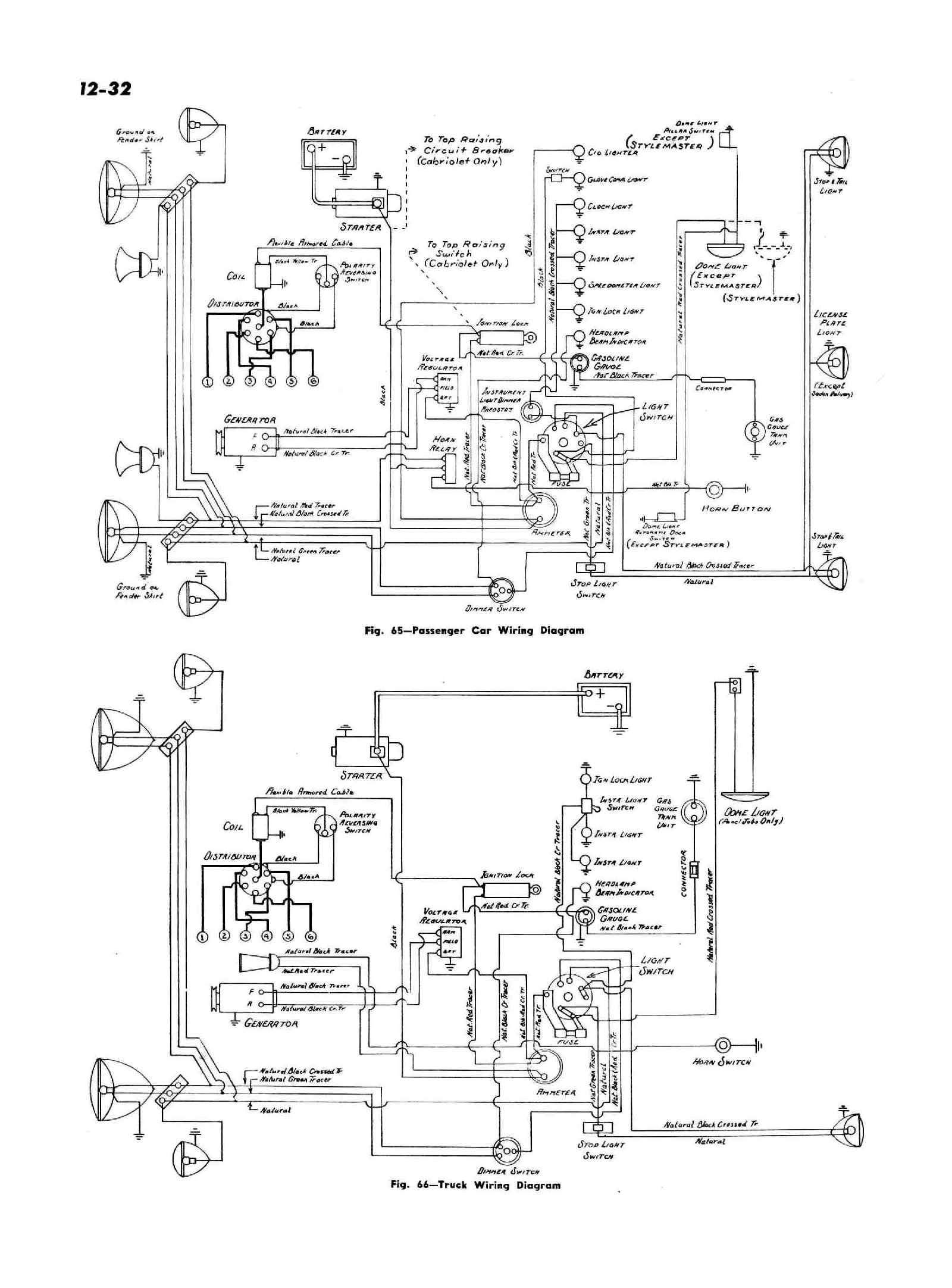 Wiring diagrams rh chevy oldcarmanualproject one wire alternator wiring diagram gm alternator wiring diagram