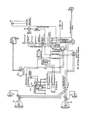 1946 Chevy wiring diagram  The Stovebolt Forums
