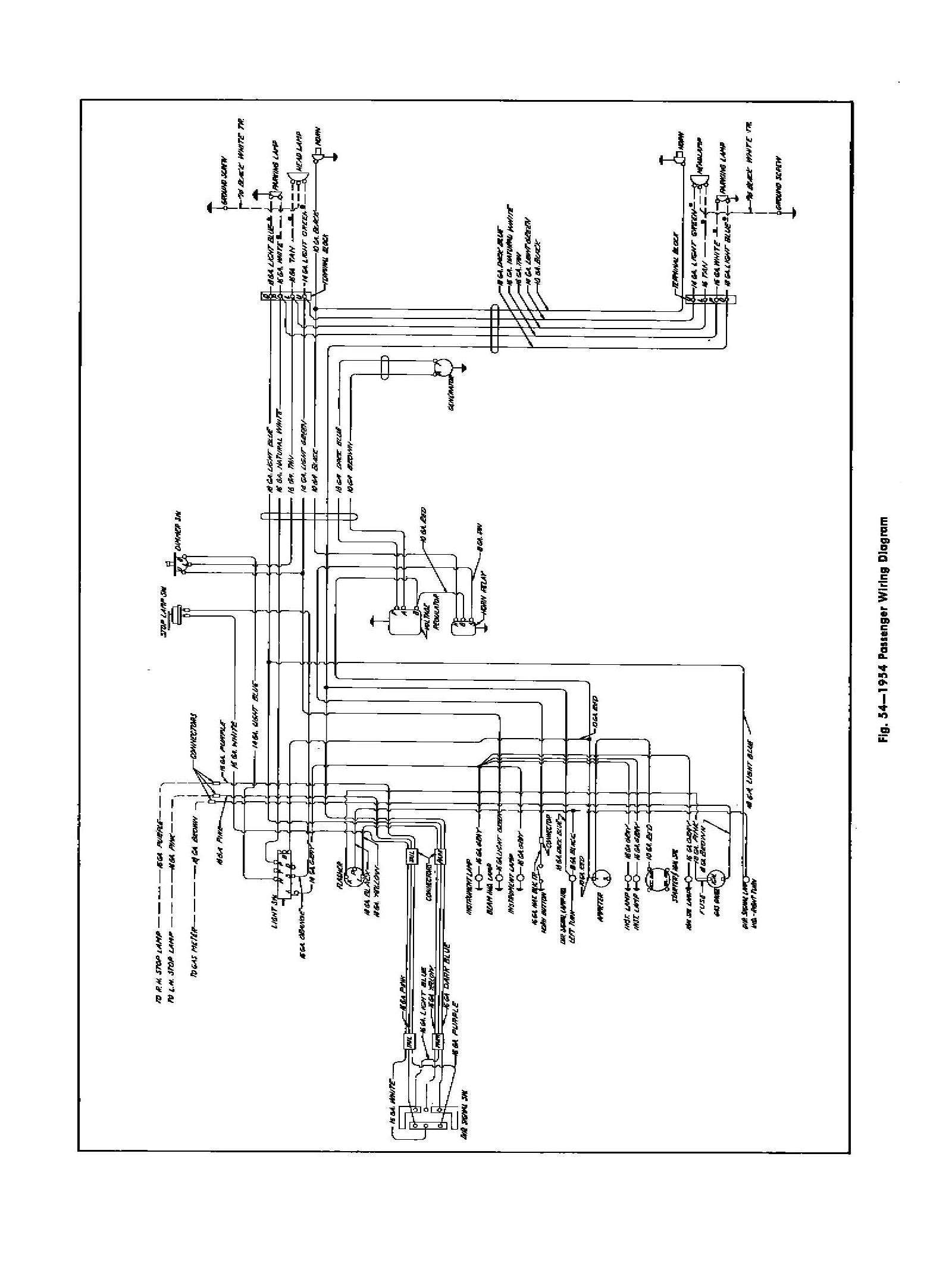 Chevy Truck Wiring Harness Diagram Free