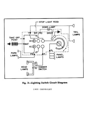 Light Switch Wiring Diagram on 59??  The 1947  Present Chevrolet & GMC Truck Message Board Network