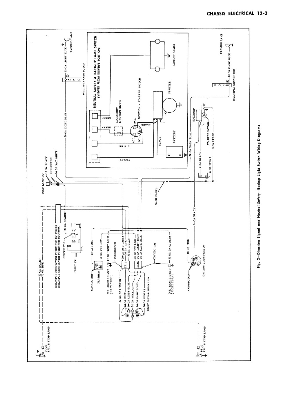 1957 Chevy Truck Wiring Diagram - Roslonek.net