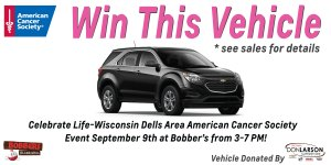 Don Larson Car Giveaway Event
