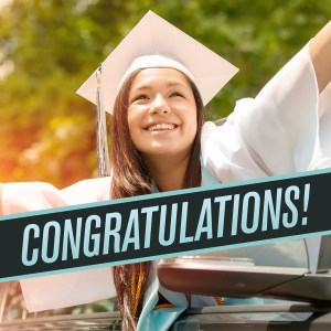 gifts for high school grads - Don Larson GM - Baraboo, WI