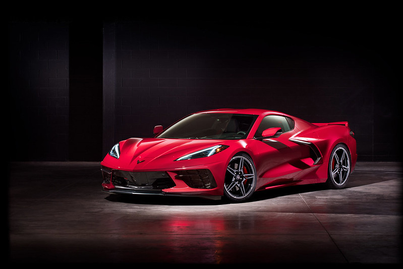 2020 Chevy Corvette - Don Larson - Baraboo, WI