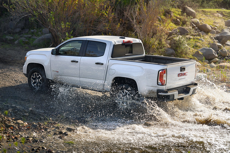 GMC Canyon AT4 Off-Road Performance - Don Larson Superstore - Baraboo, WI