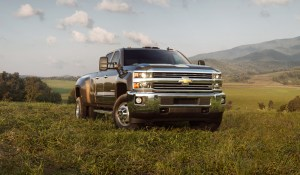 The 2015 Chevy Silverado 2500HD is here!