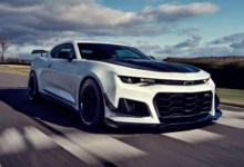 2021 Chevy Camaro ZL1 Rumors, Change, Power