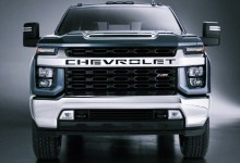 Photo of 2021 Chevy Silverado HD Truck Concept