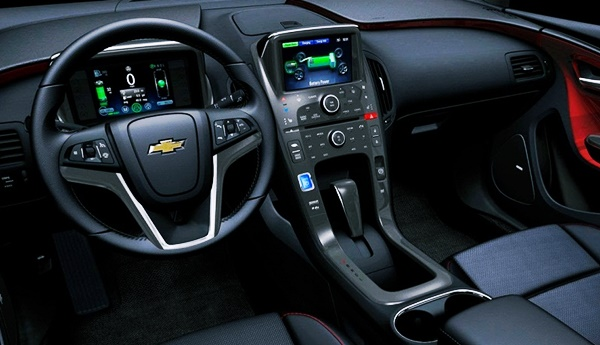 2020 Chevy Chevelle SS Interior