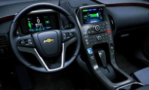 2020 Chevy Chevelle SS Interior