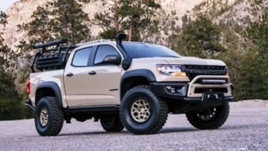 Photo of 2021 Chevy Colorado ZR2 Engine, Change USA