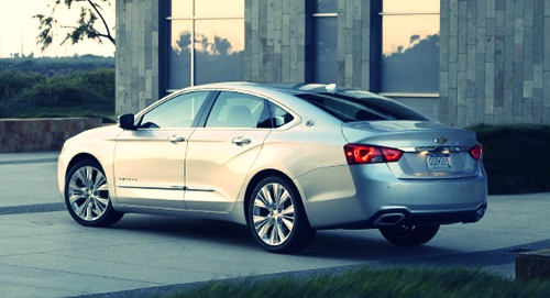 2021 Chevy Impala SS Rumors, Redesign