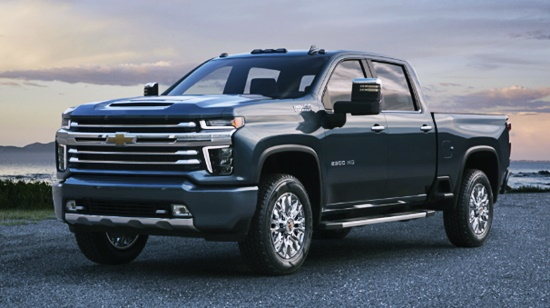 2021 Chevy Silverado 2500 HD Rumors, Changes