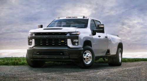 2021 Chevy Silverado 3500HD USA Redesign