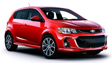 2021 Chevy Sonic USA Rumors, Changes