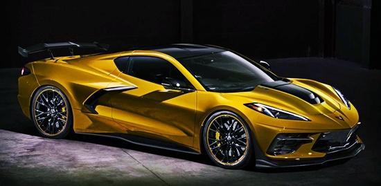 2021 Chevy Corvette C8 Release Date, Price