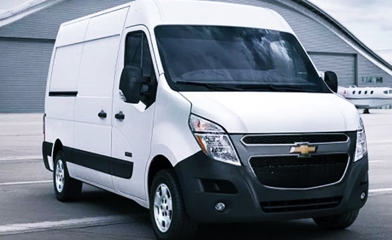 2021 Chevy Express Passenger Van Rumors | Chevy Car USA