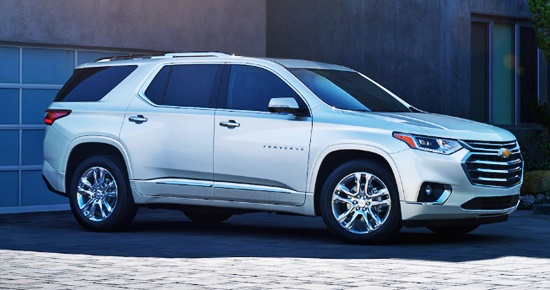 2021 Chevy Traverse High Country Price | Chevy Car USA