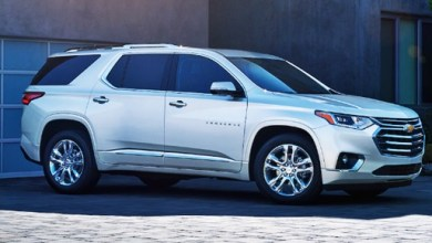 Photo of 2021 Chevy Traverse High Country Price