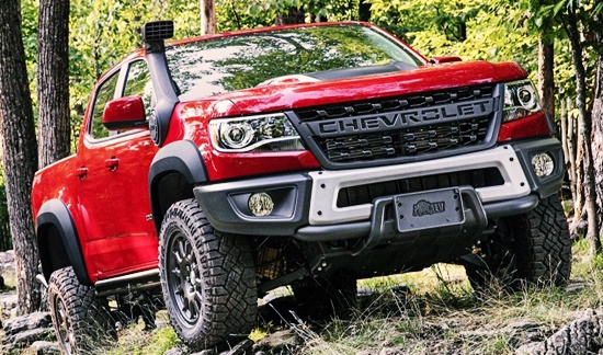 New 2021 Chevy Colorado Diesel Extended Cab