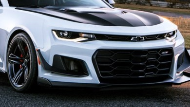 2022 Chevy Camaro Rumors, New Concept Design